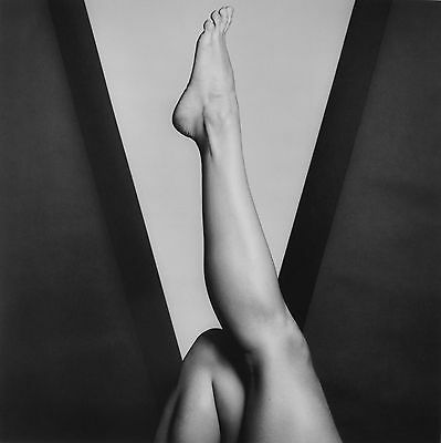 Robert Mapplethorpe Kunstdruck Photo Art Print 48x56cm Lady Lisa Lyon 1981 Legs
