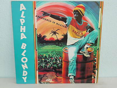 *alpha Blondy And The Solar System-Apartheid Is Nazism*