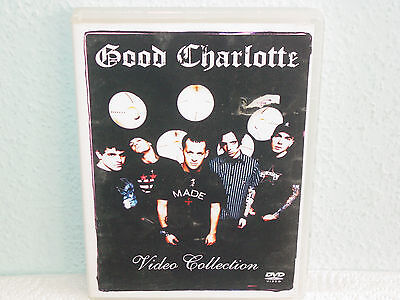 "*****DVD-GOOD CHARLOTTE""VIDEO COLLECTION""-2002 Epic Records*****"