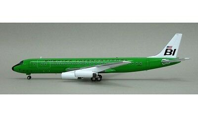Inflight IF2BRN6203 Braniff DC-8-62 Panagra Green N1807 Diecast 1/200 Jet Model