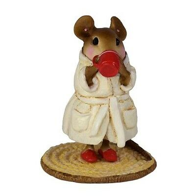 Wee Forest Folk M-569 Perk Up! - White