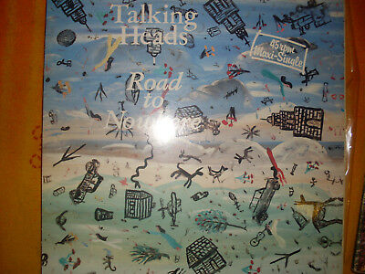 Talking Heads-road to nowhere-vinyl