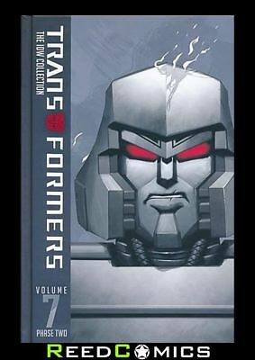 TRANSFORMERS IDW COLLECTION PHASE TWO VOLUME 7 HARDCOVER (340 Pages) Hardback