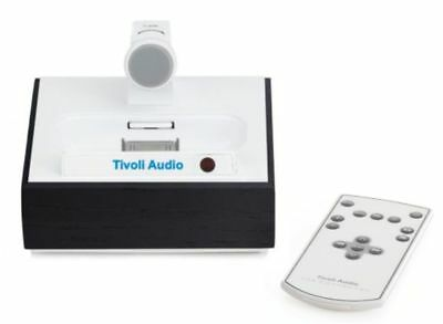 Tivoli Audio The Connector Schwarz NEU iPod / iPhone-Dock mit 30-Pin Anschluss