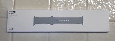 Apple Watch Sport Band Mist Blue 42mm