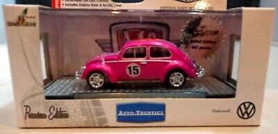 M2 Machines 1953  53 VW Volkswagen Beetle Bug 1 of only 492 Chase 1/64 Die cast