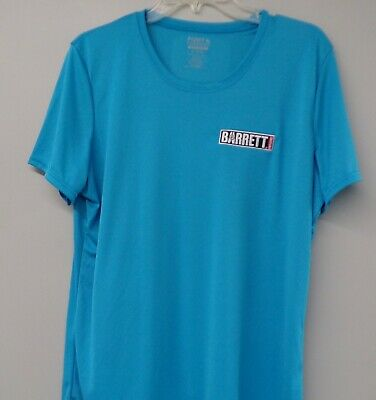 Barrett Firearms Embroidered Ladies Womens T-Shirt XS-4XL 14 Colors NEW