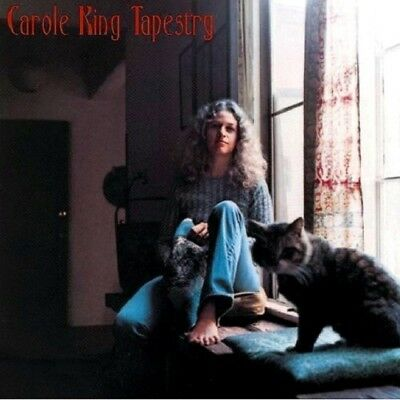 Carole King Tapestry Legacy reissue 180gm vinyl LP +download, gatefold NEW/SEALE