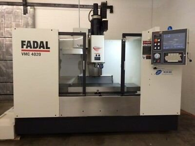 Fadal 4020 Completely Remanufactured New!!