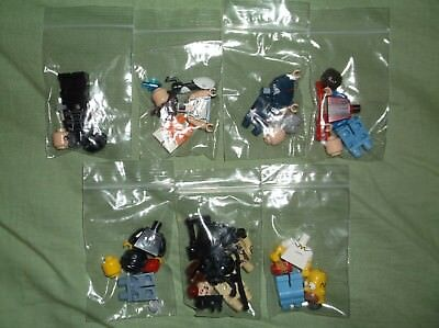 New Lego Dimensions Level Pack Minifigures Your Choice! 71235 71248 71201 71228!