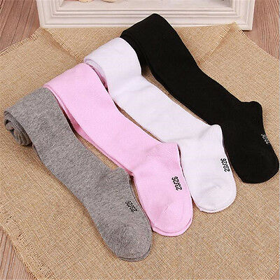 0-6Yrs Child Spring/Autumn Cotton Baby Girls Pantyhose Infant Knitted Tights Hot