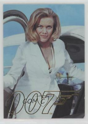 2013 Rittenhouse James Bond: Artifacts & Relics #GG42 Pussy Galore Card 1x2