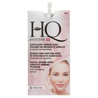 HQ Scrub Viso esfoliante 15 ml