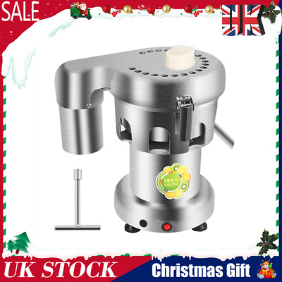 Commercial Stainless Steel Fruit/Vegetable Juice Extractor Juicer & Squeezer