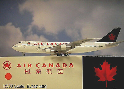 BiG BiRD 1:500 Boeing 747-200  Air Canada C-GAGC  453001  Modellairport500