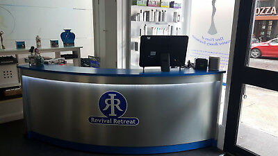 Bespoke Beauty Salon or retail Reception desk