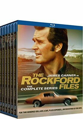 Rockford Files-Complete Series (Blu-Ray/22 Disc)