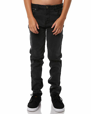 New St Goliath Boys Kids Boys Juice Jean Cotton Fitted Black