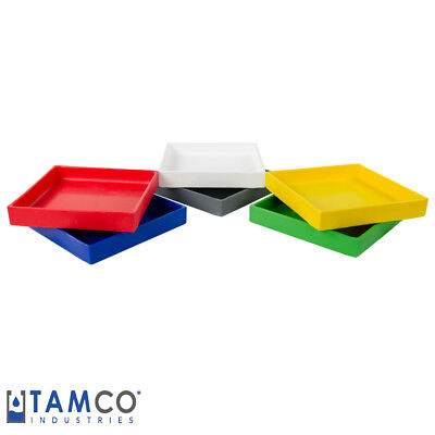"""20"""" x 6"""" x 1-1/4"""" Red Tamco (R) Tray"""