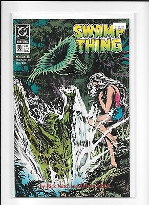 Swamp Thing #80 High Grade (9.2) Dc Veitch