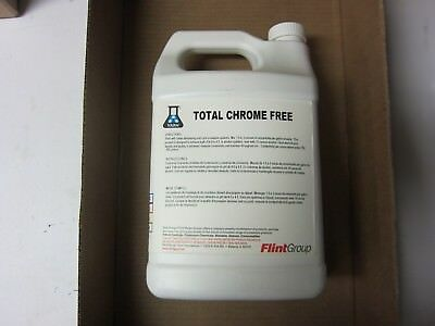 Varn Total Chrome Free Fountain Solution 1 Gallon NEW