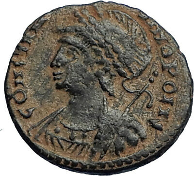 Anonymous Constantine I the Great DYNASTY Roman Coin for CONSTANTINOPLE i67742