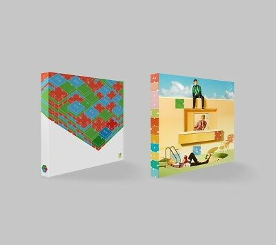 EXO-CBX - Blooming Days [Random ver.] CD+Folded Poster+Free Gift+Tracking no