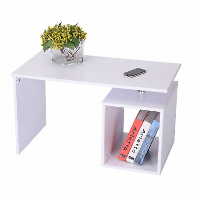 End Coffee Table Home Office Storage Display Desk Cabinet Stand Shelf