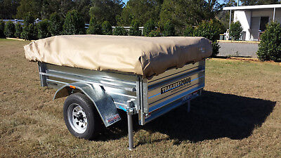 Camper Trailer Galv LIMITED STOCK