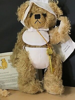 Bumper Bear Style #947 Heartfelt Treasures Fully Jointed Bear By Jerry Elsner Bears