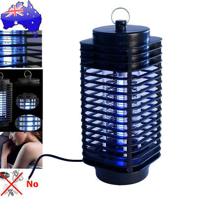 Indoor Electronic Mosquito Kill Control Lamp Insect Zapper Bug Pest Killer Light