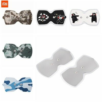 2Pcs Xiaomi LERAVAN Snap-on Electrode Pads for Acupuncture Therapy Massager