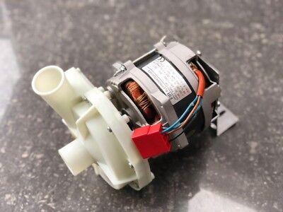 Fir 3911 2350 Commercial Dishwasher Pump 580W Single Phase