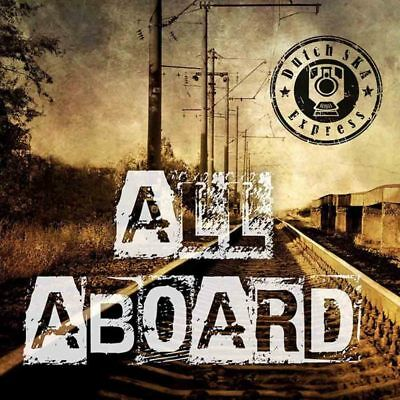 Dutch Ska Express - All Aboard [LP][schwarz]
