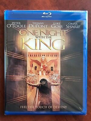 One Night with The King Blu-ray Free Ship New USA Esther Disney
