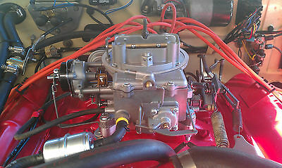MOTORCRAFT 2150 CARBURETOR Upgrade for Dodge 318 with Carter BBD or Holley  2280