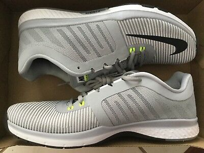 New Mens Nike Zoom Speed TR TR3 Trainer Running Shoes 804401-007 Sz 8.5
