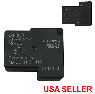 Omron G8P-1A4P 12VDC General Purpose Relay 30A 250VAC