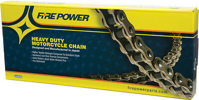 Fire Power 428 HD Motorcycle ATV Chain 428 x 120 Non O-Ring 428x120 Heavy Duty