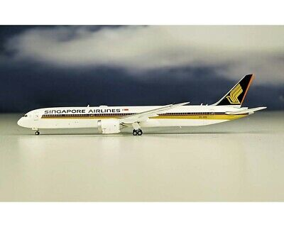 JC Wings XX4096A Singapore Airlines Boeing 787-1000 9V-SCB Diecast Jet Model