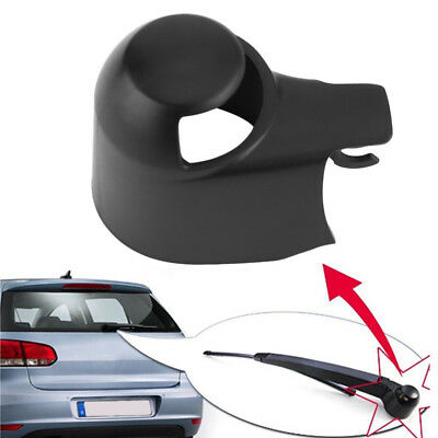 Rear Wiper Window Washer Arm Cover Cap For Vw Mk5 Polo Golf Transporter Passat S