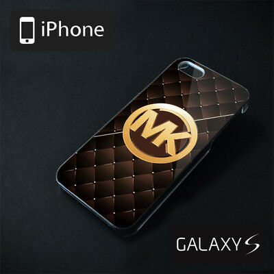 432Michael-Kors43 22MK Only Brown Logo For Iphone Case & Samsung Galaxy Case