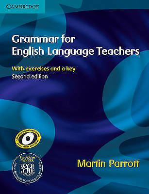 Grammar for English Language Teachers - Martin Parrott - 9780521712040