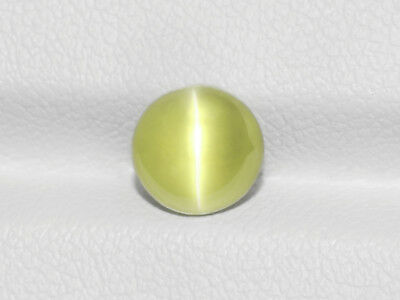 Chrysoberyl Cat's Eye - 2.38 ct - India - Cabochon - with IGI certificate