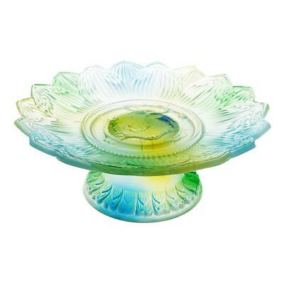 """Buddhist Fruit Dish Bless to Attract Lucky Fortune Success Home Decor 8"""" #3"""