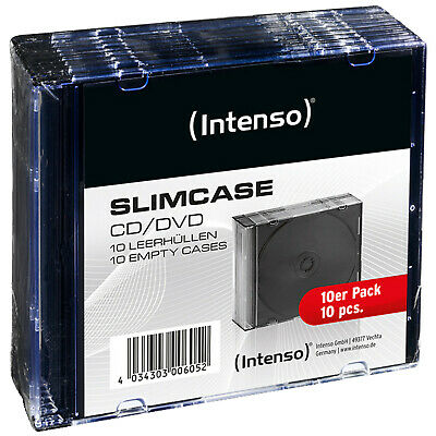 INTENSO Slim Case, Leerhülllen