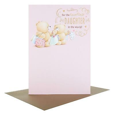 Daughter adorable forever friends hallmark birthday card fab day daughter adorable forever friends hallmark birthday card fab day medium bookmarktalkfo Image collections