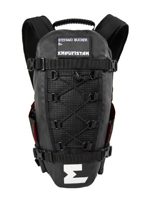 Enduristan Hurricane 15L With Hydrapak HP03 Bladder Rucksack Backpack Motorcycle