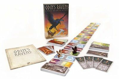 Odin's Ravens A mythical race game for 2 players 9781472815033 (Game, 2016)