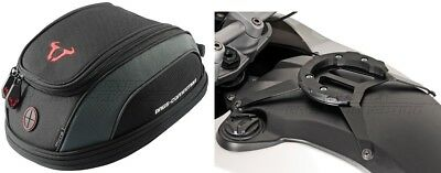 BMW F800 S/ST BJ 06-12 Quick-Lock Evo micro sw-m Motorcycle Tank Bag Set NEW